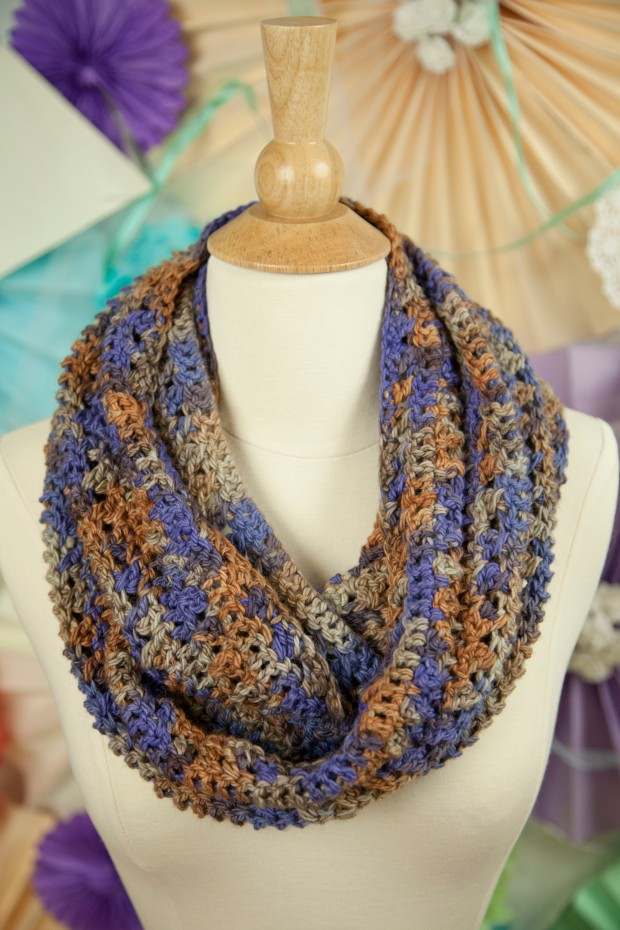 cross-stitch scarf 3