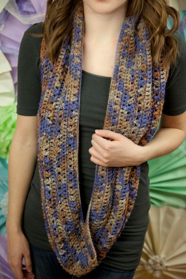 cross-stitch scarf 2