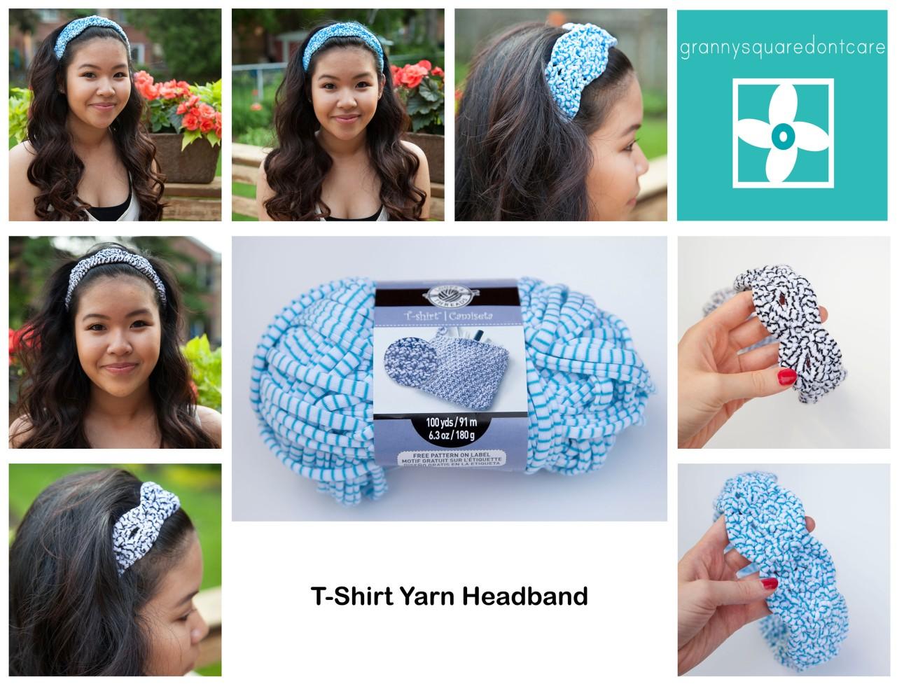Tshirt headband-smaller